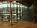 Склад на основе полочных стеллажей